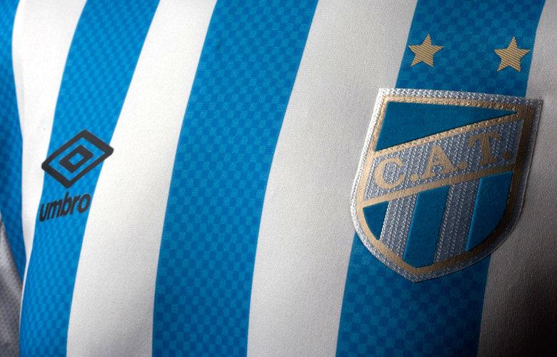 Nuevas casacas de Atlético Tucumán | Foto Umbro