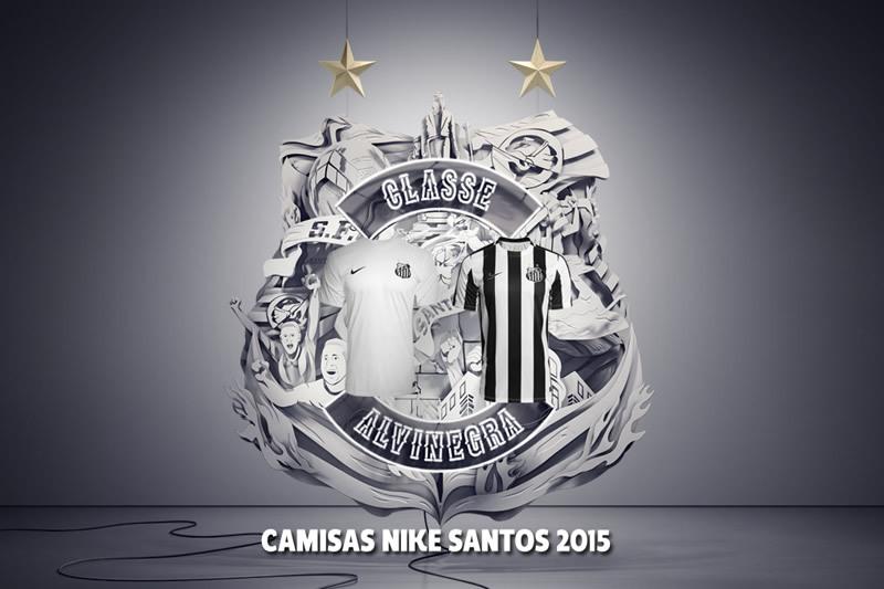 Camisetas del Santos | Foto Nike