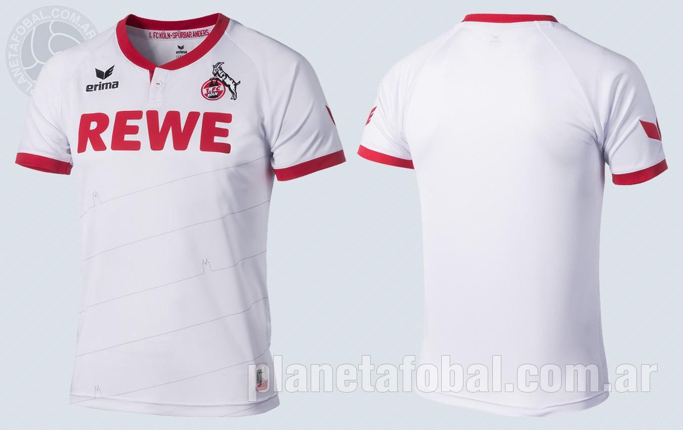 Camiseta titular Erima del FC Köln  para 2015/2016 | Imagenes tienda oficial