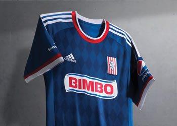 Camiseta suplente de Chivas para 2015/2016 | Foto Adidas