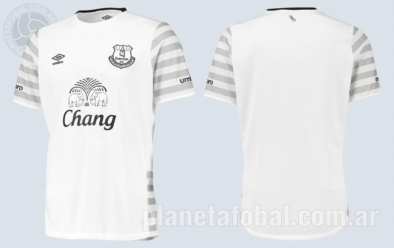 Nueva camiseta suplente del Everton para 2015/2016 | Imagenes Tienda Oficial