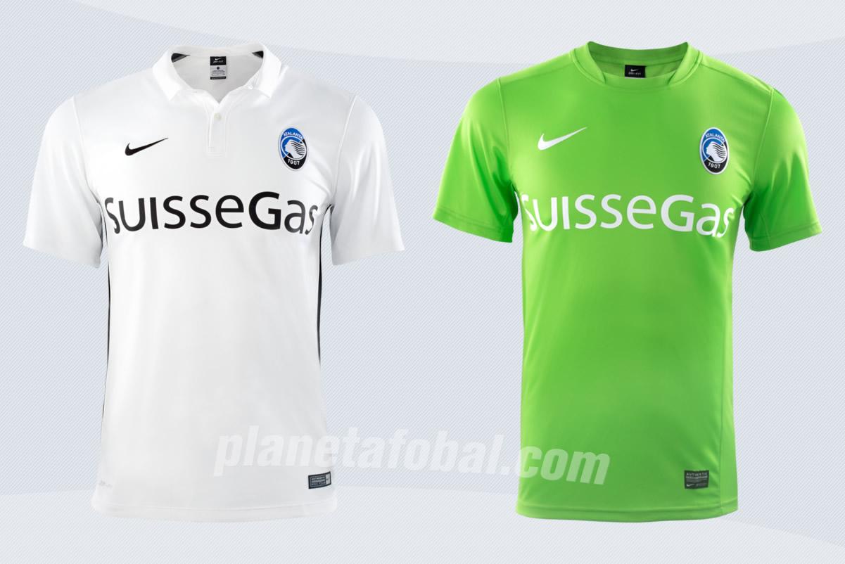 Camiseta suplente y tercera | Foto Web Oficial