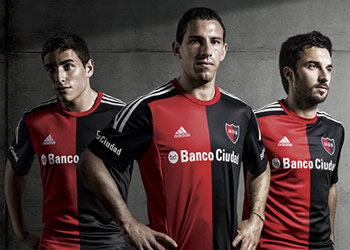 Nueva camiseta titular de Newell's   Foto Adidas