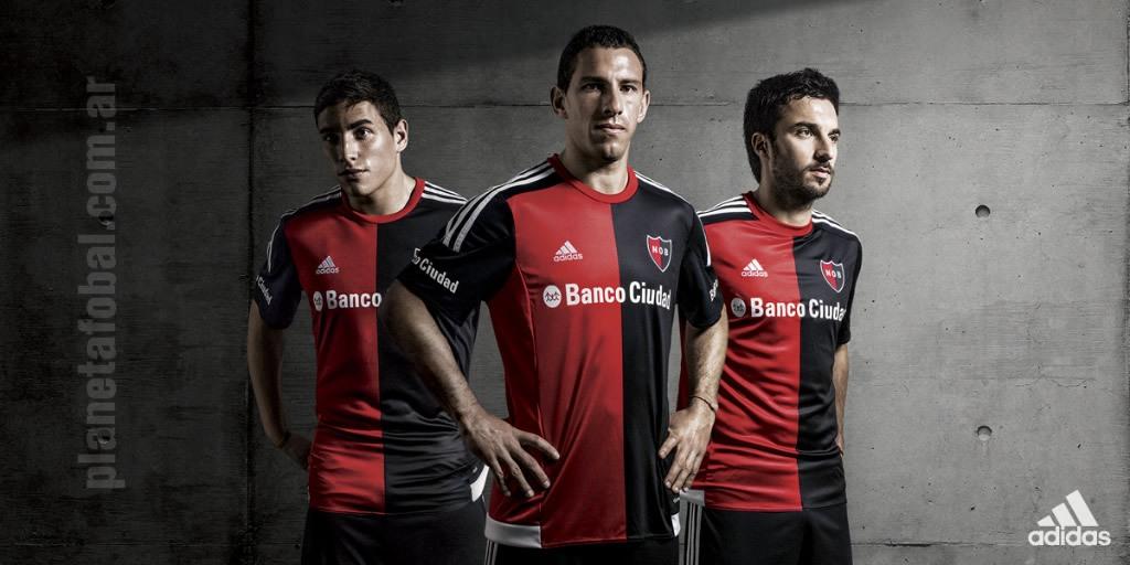 Nueva camiseta titular de Newell's | Foto Adidas