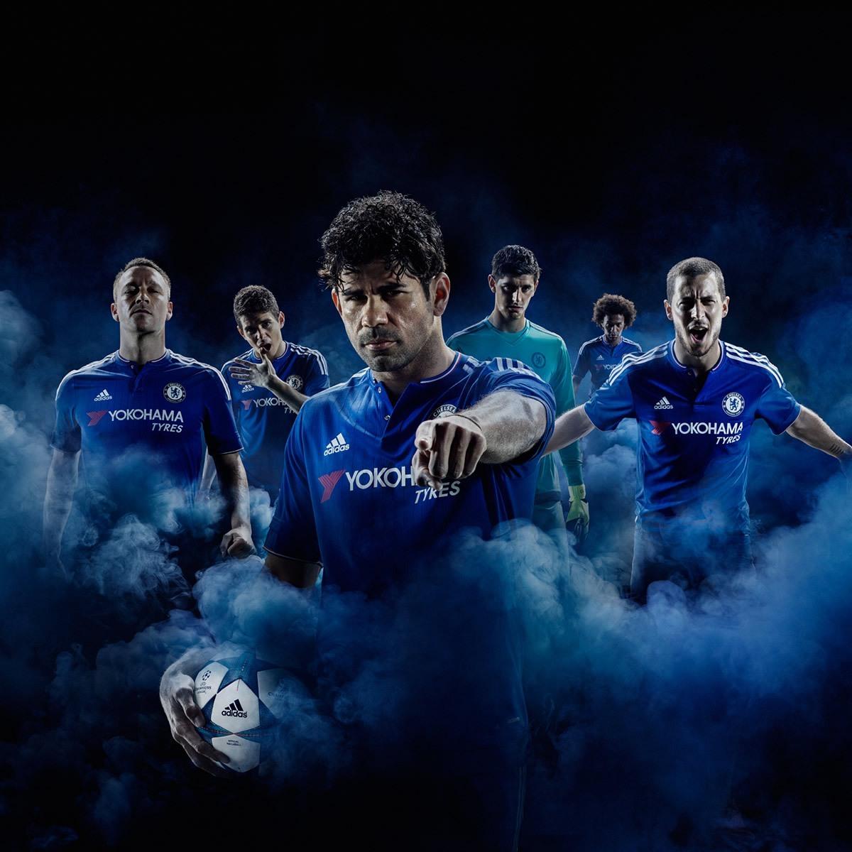 Nueva casaca del Chelsea | Foto Adidas