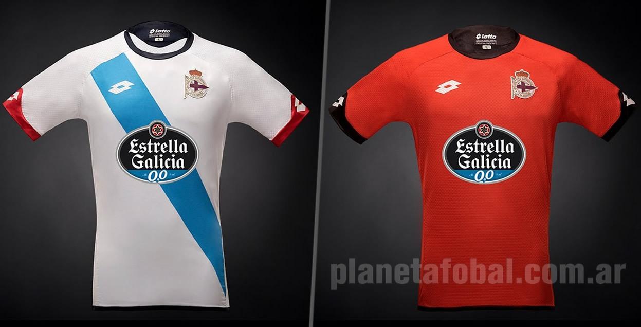 Camisetas alternativas Deportivo La Coruña | Foto Youtube