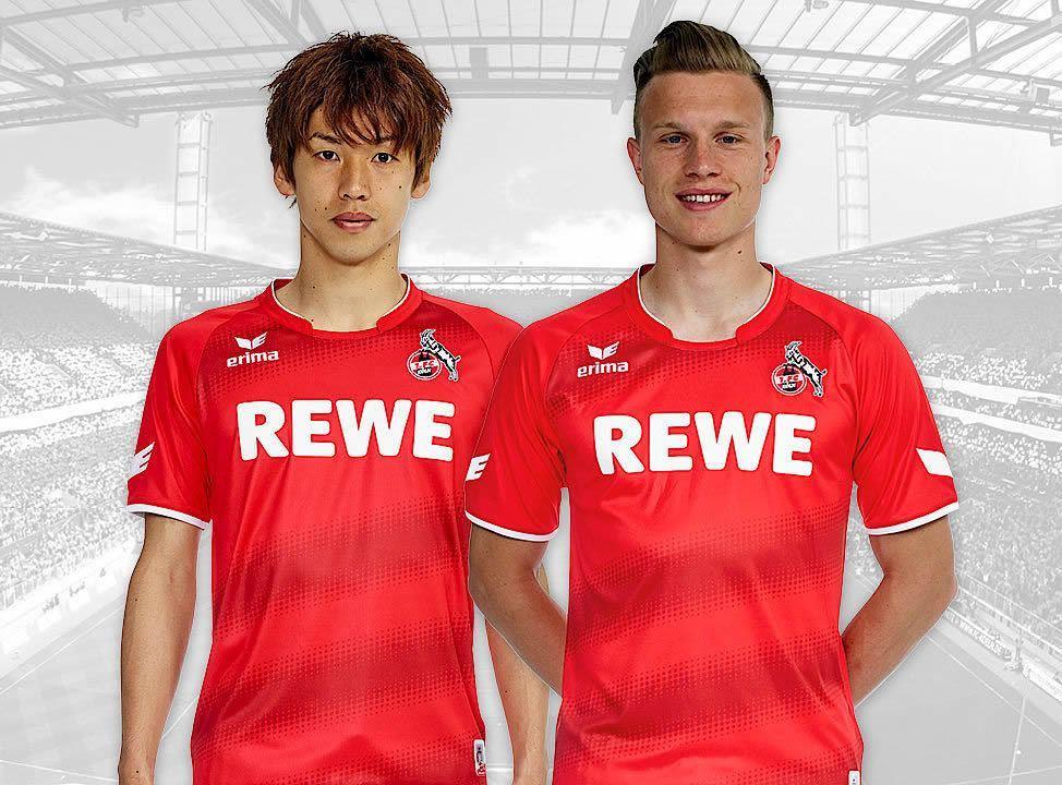 Casaca suplente del FC Köln | Foto Web Oficial