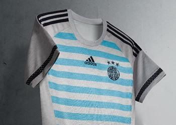 Camiseta suplente del Fenerbahce | Foto Web Oficial