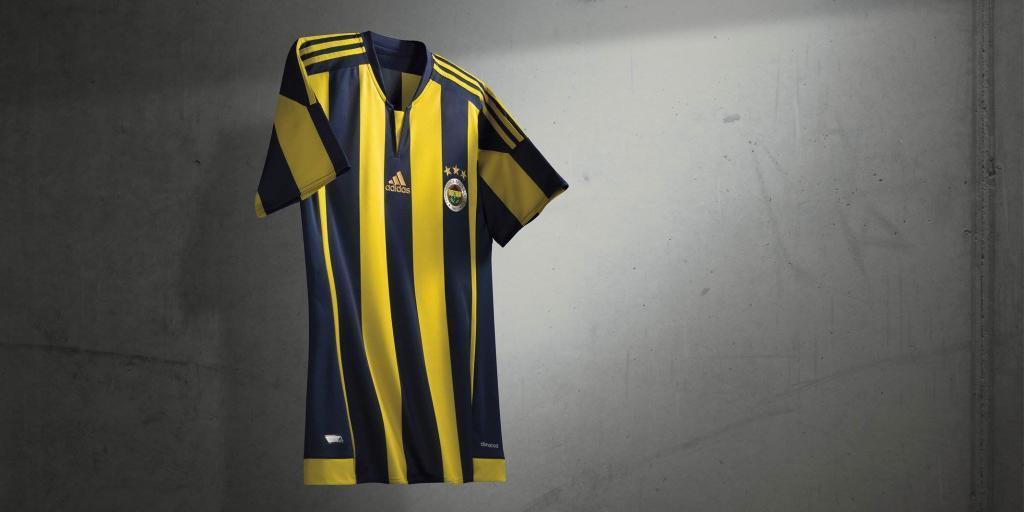 Camiseta titular del Fenerbahce | Foto Web Oficial