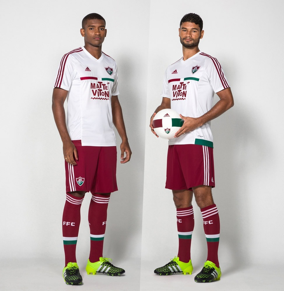 Casaca suplente del Fluminense | Foto Adidas