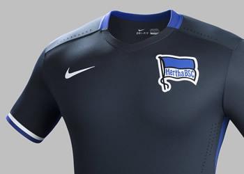 Casaca suplente del Hertha Berlín | Foto Nike