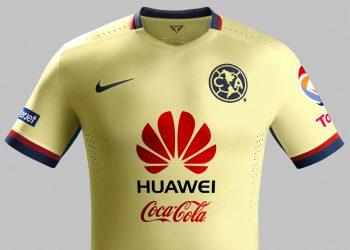 Casaca titular del América | Foto Nike