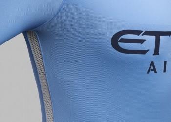 Nueva camiseta del Manchester City | Foto Nike