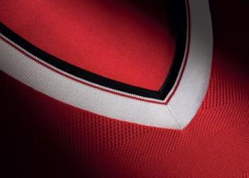 Nueva camiseta del Manchester United | Foto Adidas