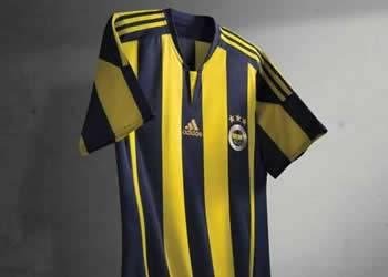 Nueva camiseta del Fenerbahce de Turquía para 2015/2016 | Foto Adidas