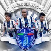 Nueva camiseta titular Nike del Pachuca   Foto web oficial