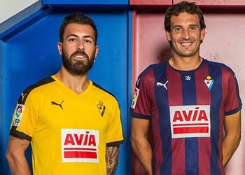 Camisetas Puma del Eibar para 2015/2016 | Foto web oficial