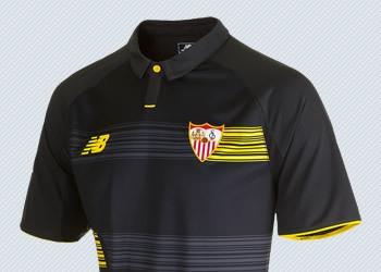 Tercera camiseta | Imágenes Twitter Sevilla