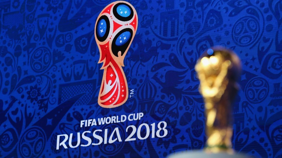 Se realizó el sorteo en Rusia   Foto FIFA