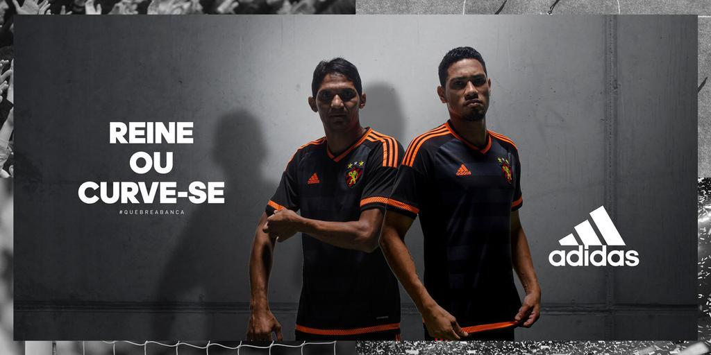 Nueva casaca del Sport Recife | Foto Adidas