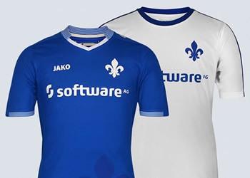 Nuevas casacas del SV Darmstadt 98 | Imágenes Web Oficial