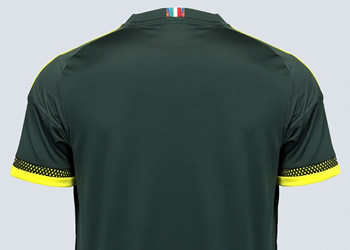Tercera camiseta del Milan   Foto Tienda Oficial