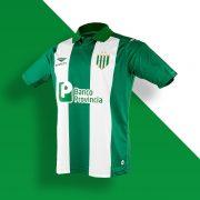 Nueva camiseta titular de Banfield para 2015/2016   Foto Tienda Oficial