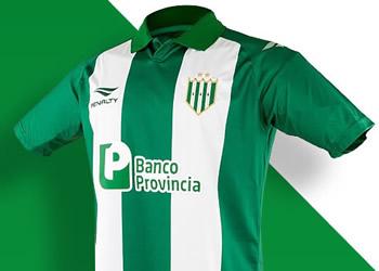 Nueva camiseta titular de Banfield para 2015/2016 | Foto Tienda Oficial