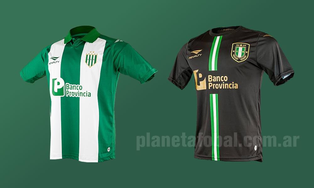 Nuevas camisetas de Banfield | Imágenes Web Oficial