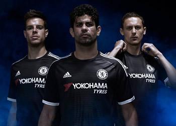 Tercera casaca del Chelsea | Foto Web Oficial