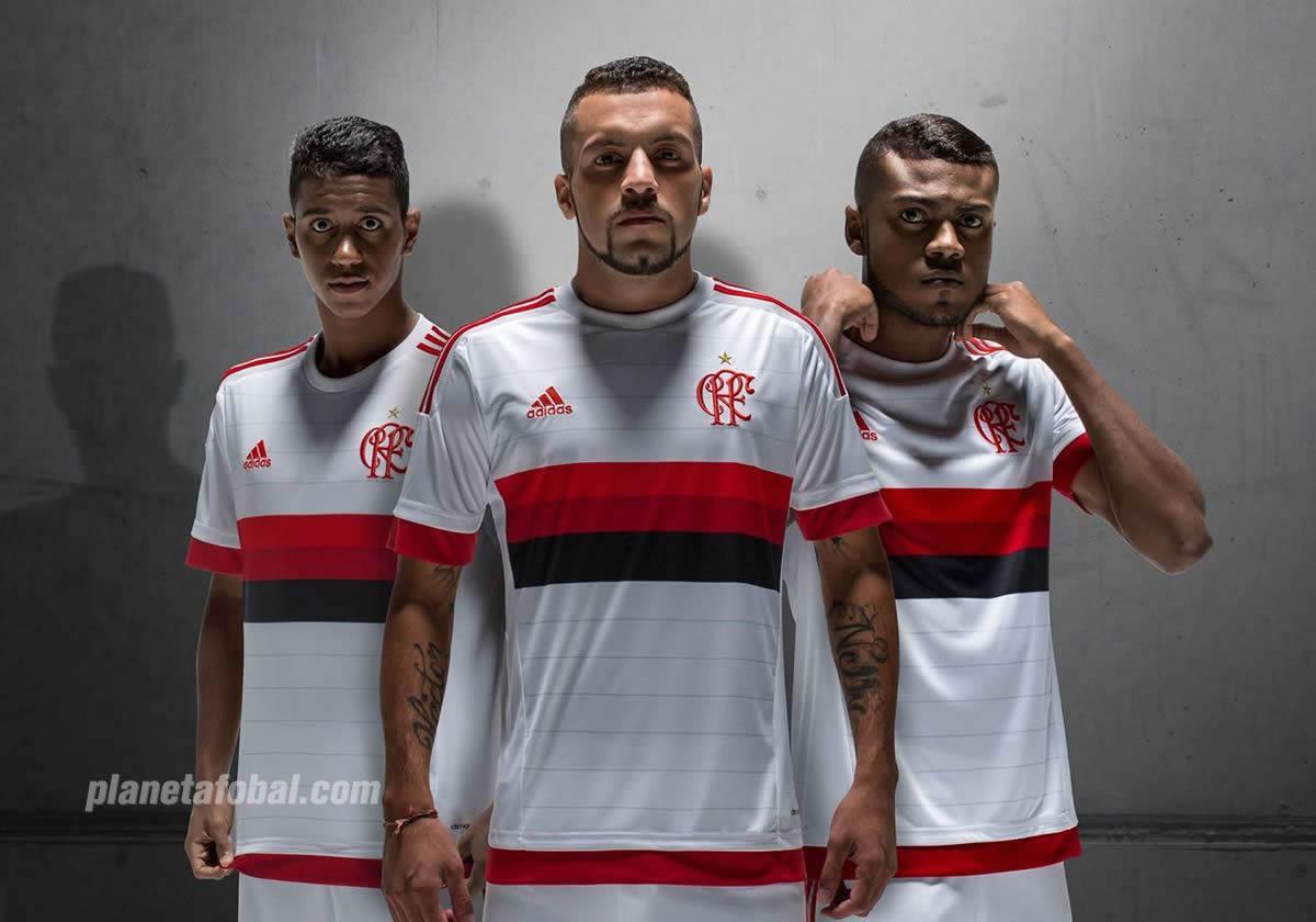 Camiseta alternativa del Flamengo | Foto Adidas
