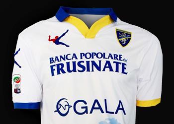 Tercera camiseta del Frosinone | Foto Web Oficial