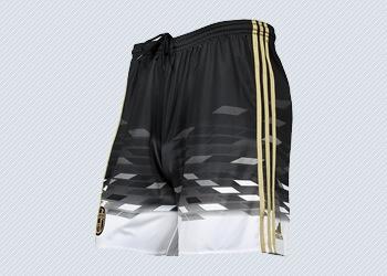 Pantalones de la Juventus   Foto Tienda Oficial