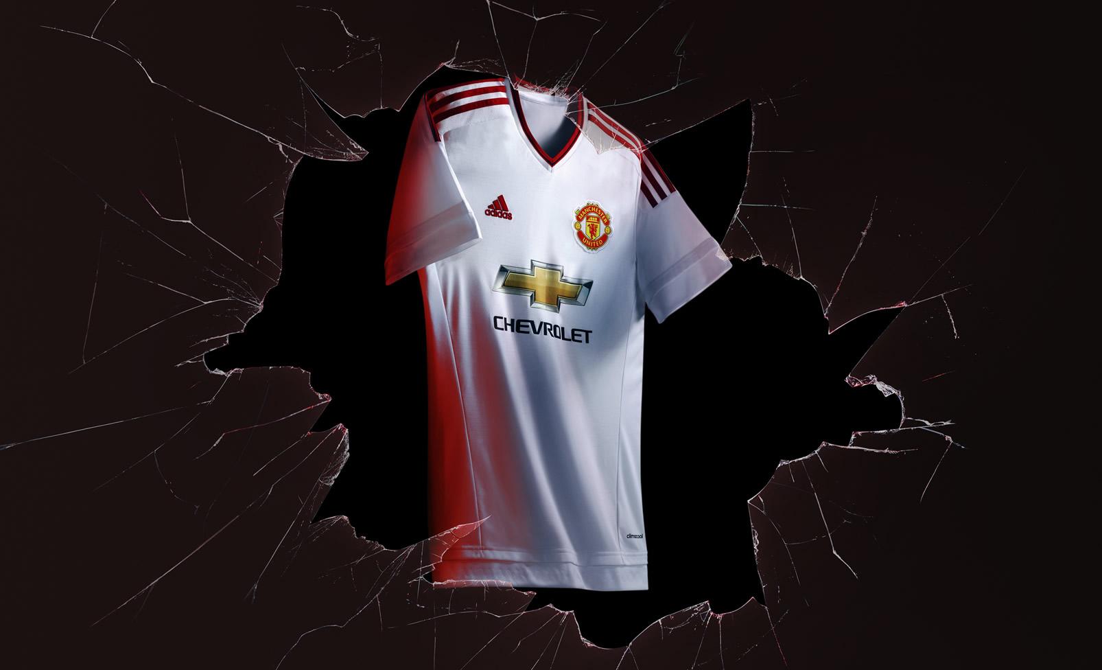 Casaca suplente del Manchester United | Foto Adidas