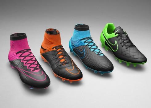 Nueva coleccion de botines de Nike