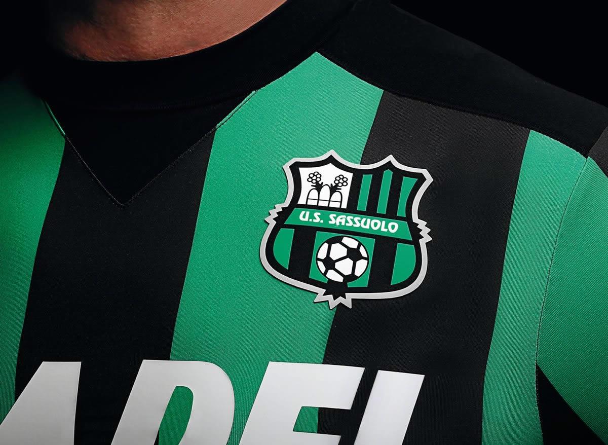 Camiseta titular kappa del sassuolo 2015 16 planeta fobal - Sassuolo italia ...