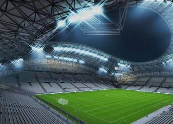 Stade Vélodrome (Olympique de Marseille, FRA)
