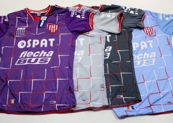 Camisetas de arquero | Foto Facebook Oficial