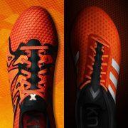 Nuevas versiones Primeknit de los ACE15 y X15   Foto Adidas