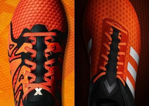 Nuevas versiones Primeknit de los ACE15 y X15 | Foto Adidas