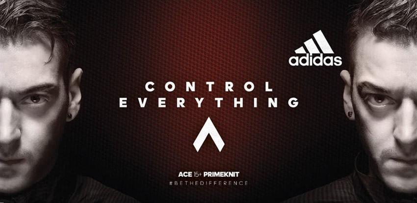 Ozil en la promoción de los Primeknit | Foto Adidas