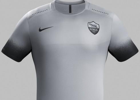 Tercera casaca de la Roma | Foto Nike