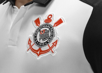Camiseta titular del Corinthians para 2015/2016 | Foto Nike