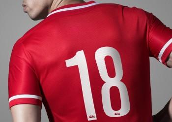 Camiseta titular de la selección de China 2015/2016 | Foto Nike