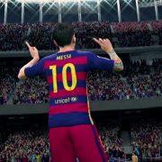 Messi protagonista en el nuevo comercial del FIFA 16