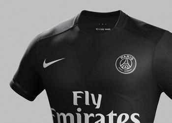 Nueva casaca del PSG | Foto Nike