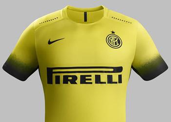 Tercera casaca del Inter | Foto Nike