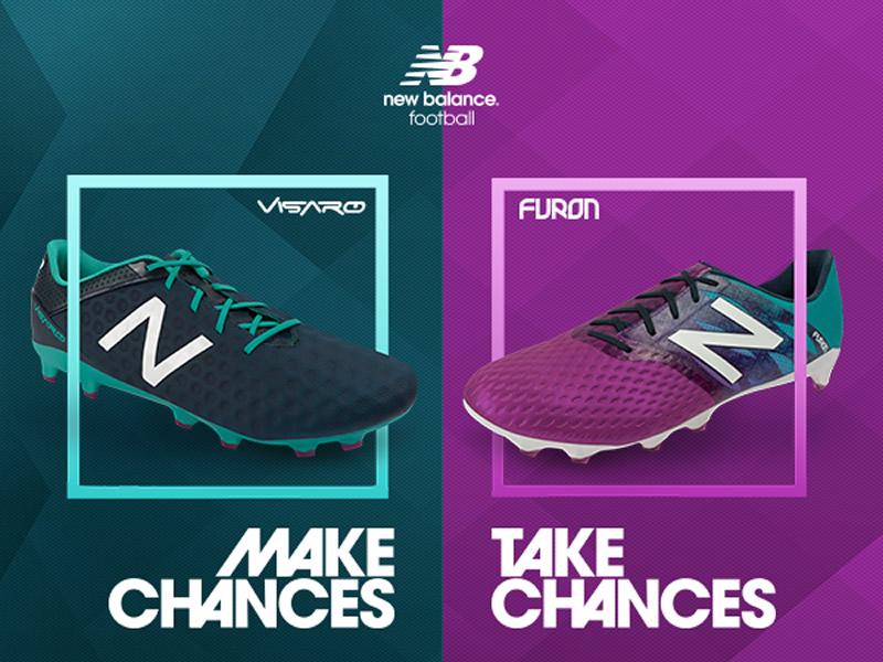 Los nuevos Visaro y Furon | Imagen New Balance