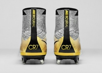 Botines Mercurial Superfly CR7 324K Gold | Foto Nike