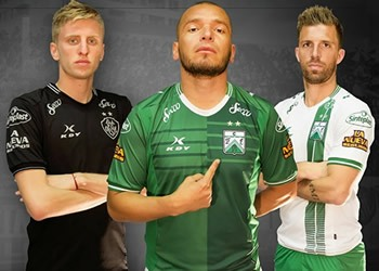 Nuevas camisetas KDY de Ferro Carril Oeste | Foto Facebook Ferro